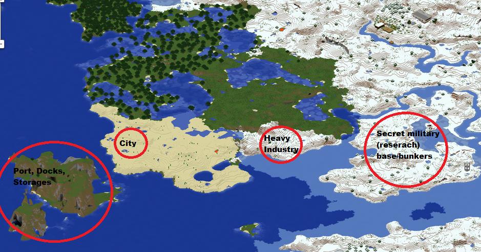 Historybeta18settlementssci Fi City Int Minecraft